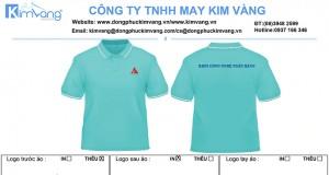 dong phuc ao thun cong so vietabank