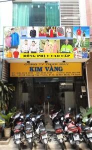 ao thun dong phuc khach san nikko 2
